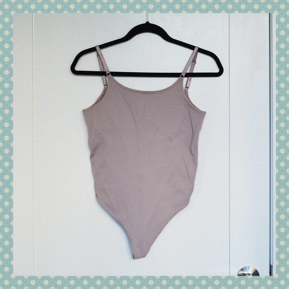 NWOT Lululemon Underneath it All Bodysuit
